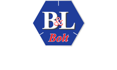 B&L Bolt Logo Construction and Industrial Supplies